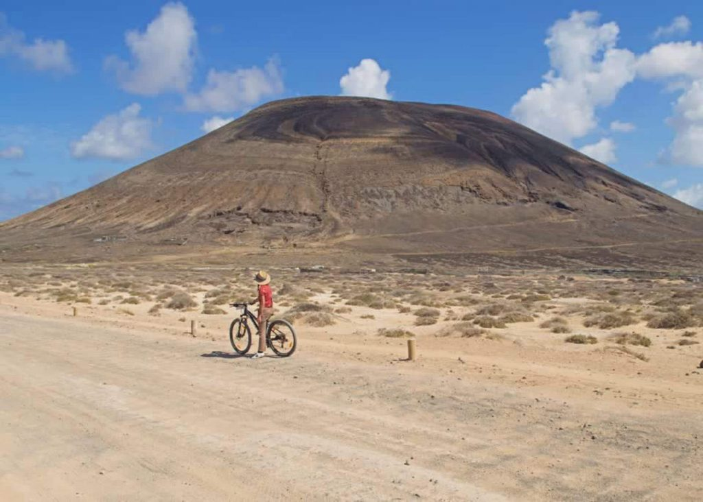 Todo Mundo e Bom escursione all'isola de la Graciosa Lanzarote, Canarie, Spagna