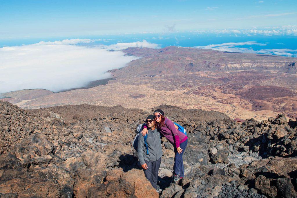 Parco nazionale del Teide, come salire sulla vetta del Teide - Todo Mundo E Bom