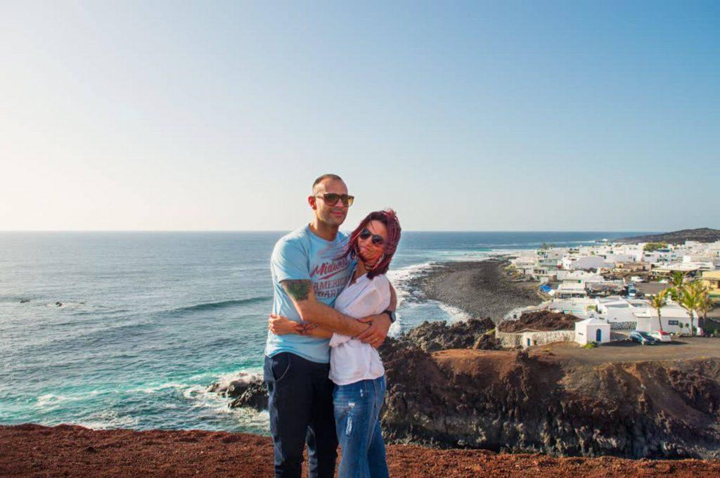 Todo Mundo e Bom visitare Lanzarote guida completa, El Golfo, Charco de Los Chicos