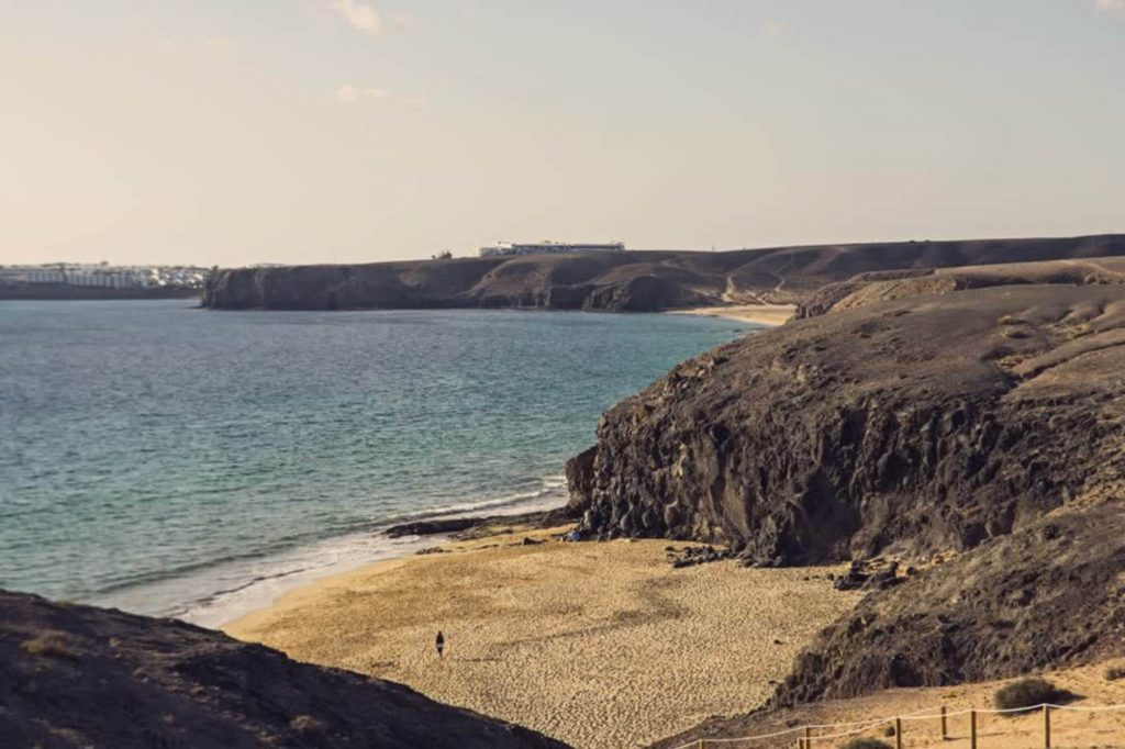 Todo Mundo e Bom visitare Lanzarote guida completa, Playa de Papagayo