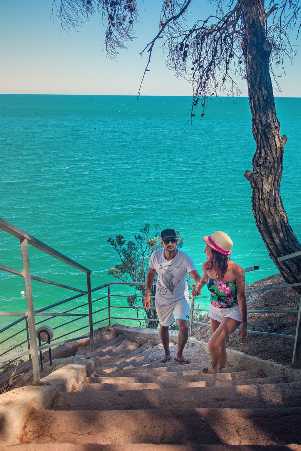 le 15 spiagge più belle del Gargano alla scoperta di baie e calette; le spiagge più belle del gargano; gargano; puglia; baia delle zagare; spiaggia di vignanotica; baia zaiana; baia san felice; architiello san felice; spiaggia dei cento scalini o delle tufare; spiaggia di calenella; baia di manaccora; spiaggia del pizzomunno; vieste; spiaggia di molinella; spiaggia di mattinatella;