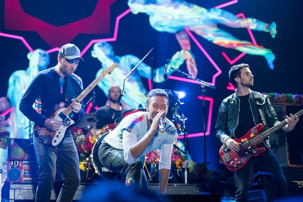 Glastonbury 2021: le 10 canzoni più belle dei Coldplay